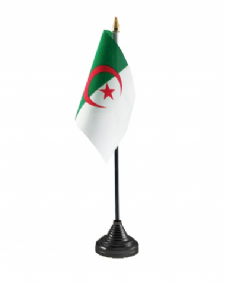 ALGERIA - Table flag